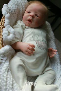 Reborn Baby Peached And Cream PROTOTYPE LCD Eden