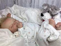 Reborn Baby Samatha-Baby Doll Therapy for People with Alzheimer & Caregiver