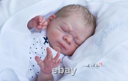Reborn Baby Zhenya by Olga Auer reborned by LENA DAHL