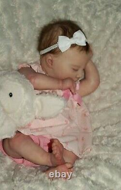 Reborn BabyRealborn Laila AsleepProfessional ArtistryHighly Realistic