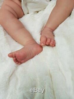Reborn Big Baby Girl STARLING by AK Kitagawa Very Limited Edition Lifelike Doll