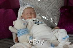 Reborn Big Heavy Toddler Doll Bountiful Baby Libby Now Harrison Sunbeambabies
