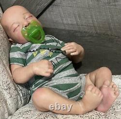 Reborn Boy Baby Doll