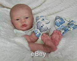 Reborn Collectable Baby doll art Newborn Art Doyle (Wendy)