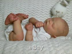 Reborn Collectable Baby doll art Newborn Art Lawson Fake baby