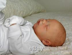 Reborn Collectable Baby doll art Newborn Artborn Michael Infant RB