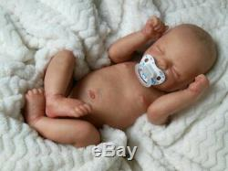 Reborn Collectable Baby doll art Newborn Arthur/Kiara Boy/Girl