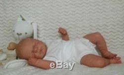 Reborn Collectable Baby doll art Newborn Julien Marx