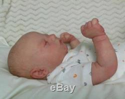 Reborn Collectable Baby doll art Newborn Rowan/Jaycee Realborn