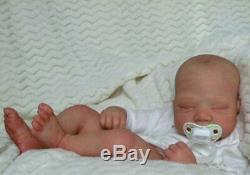 Reborn Collectable Baby doll art Newborn Silas/Sarah Jane Fake baby