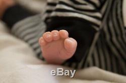 Reborn Doll Baby Boy Realistic Reallife 20 Soft Vinyl Handmade Dolls realborn