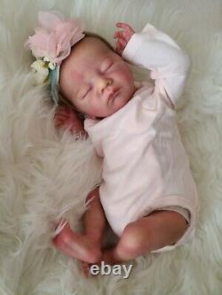 Reborn Doll Charlotte By Laura Lee Eagles