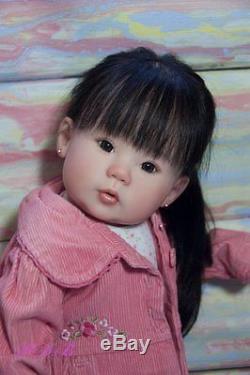 Reborn Doll Custom Order Kana By Ping Lau Small Toddler