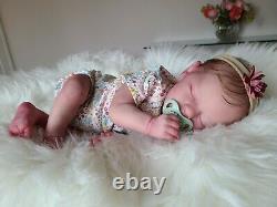 Reborn Doll Evelyn by Bountiful Baby