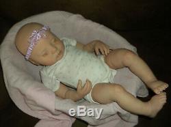 Reborn Doll Gemma, 19, 4 Lbs. 1 Oz