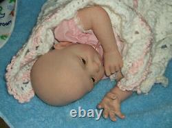 Reborn Doll Newborn Nora-Anne by Donna Lee, 21 4 Lbs. 7 oz