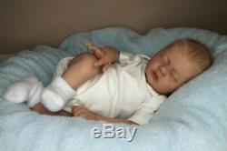 Reborn Doll Puppe Baby Sofia Grace von Natalie Scholl. Limitiert