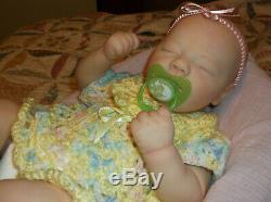 Reborn Doll Realborn Brooklyn Sleeping, 20 4 Lbs. 10 Oz
