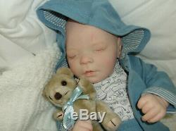 Reborn Doll, Realborn Darren Asleep 18