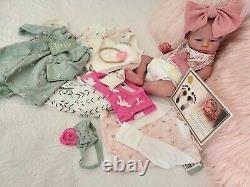 Reborn Doll Ruby Awake By Bountiful Baby