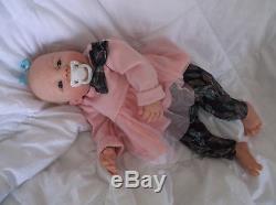 Reborn Doll Soledad by Ping Lau