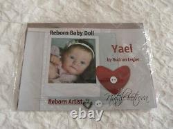 Reborn Doll (Yael Sculpt) by Natali Vetrova