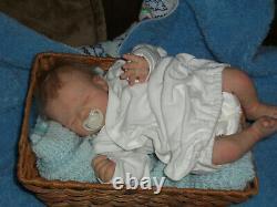 Reborn Doll Zoelle, 17 3 Lbs. 3 Oz. Full Limbs