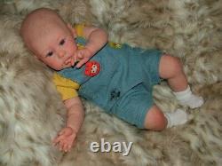 Reborn Huxley Baby Boy by Andrea Arcello