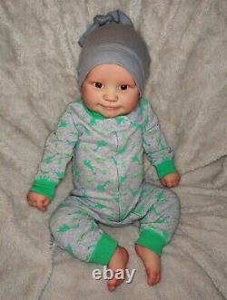 Reborn Newborn Baby Maddie 24 Custom Order