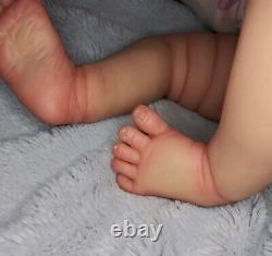 Reborn Newborn Baby Shyann 19 Custom Order