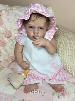 Reborn Newborn Girl Baby Penny by Natali Blick Art Baby Doll