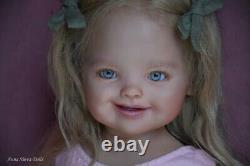 Reborn Prototype Daphne by Anna Sheva baby realistic art child doll IIORA