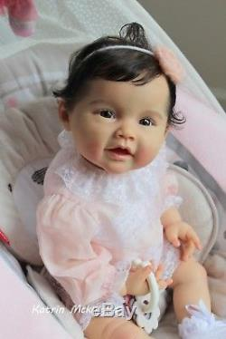 Reborn Prototype Doll Baby Sofia by Ping Lau