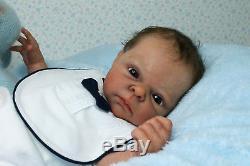 Reborn Puppe Doll Baby Sammie von Adrie Stoetee