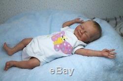Reborn Puppe Doll Baby Uriel von Priscilla Lopes