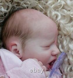 Reborn Realborn Baby Twins Blake Awake /Asleep (Shropshire Reborns)
