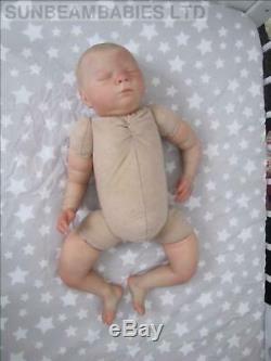 Reborn Realborn Doll 20 Baby Boy Was Emma With Coa, By Dan Sunbeambabies