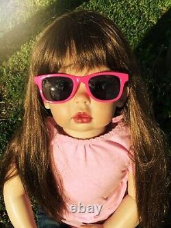 Reborn Toddler Girl Tibby Miracle