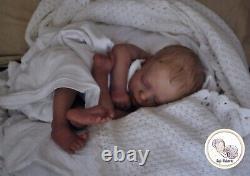 Reborn baby Aspen by Bountiful Baby, reborn baby doll, reborn baby
