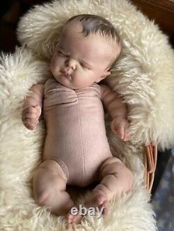 Reborn baby Dwarf boy by Vahni Gowing READY NOW