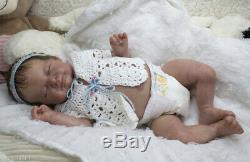 Reborn baby/art doll from the LE Azalea sculpt by Laura Lee Eagles