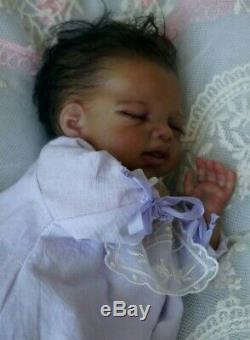 Reborn baby doll Becca mini doll kit(Marita Winters)Nataliya Konova