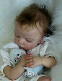 Reborn baby doll Lola(by Bonnie Sieben)Nataliya Konovalova