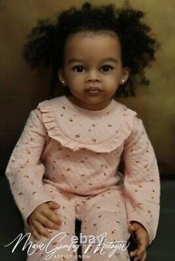 Reborn baby doll, Prototype Meili, Ping Lau, Toddler