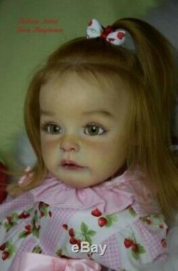 Reborn baby doll Sue Sue by Natalie Blick