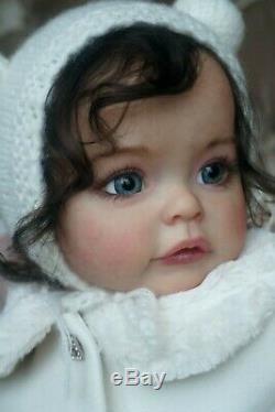 Reborn baby doll Sue-Sue toddler(Natali Blick)Nataliya Konovalova