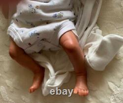 Reborn baby doll Sweet Stuff by Marita Winters 17
