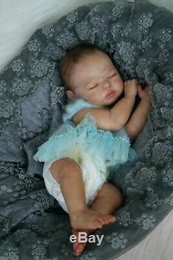 Reborn baby doll Zori(Dawm Murray McLeod)Nataliya Konovalova