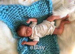 Reborn baby doll, lifelike baby doll, newborn baby doll quinn reborn