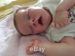 Reborn baby doll twin A by bonnie brown